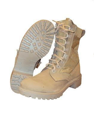 British Army Desert Boots