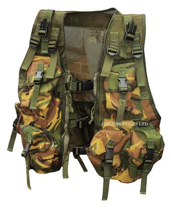 British Army DPM Assault Vest