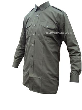 Olive Green General Service Shirt