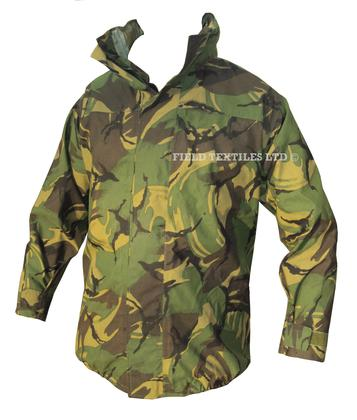British Army DPM Waterproof MVP Jacket